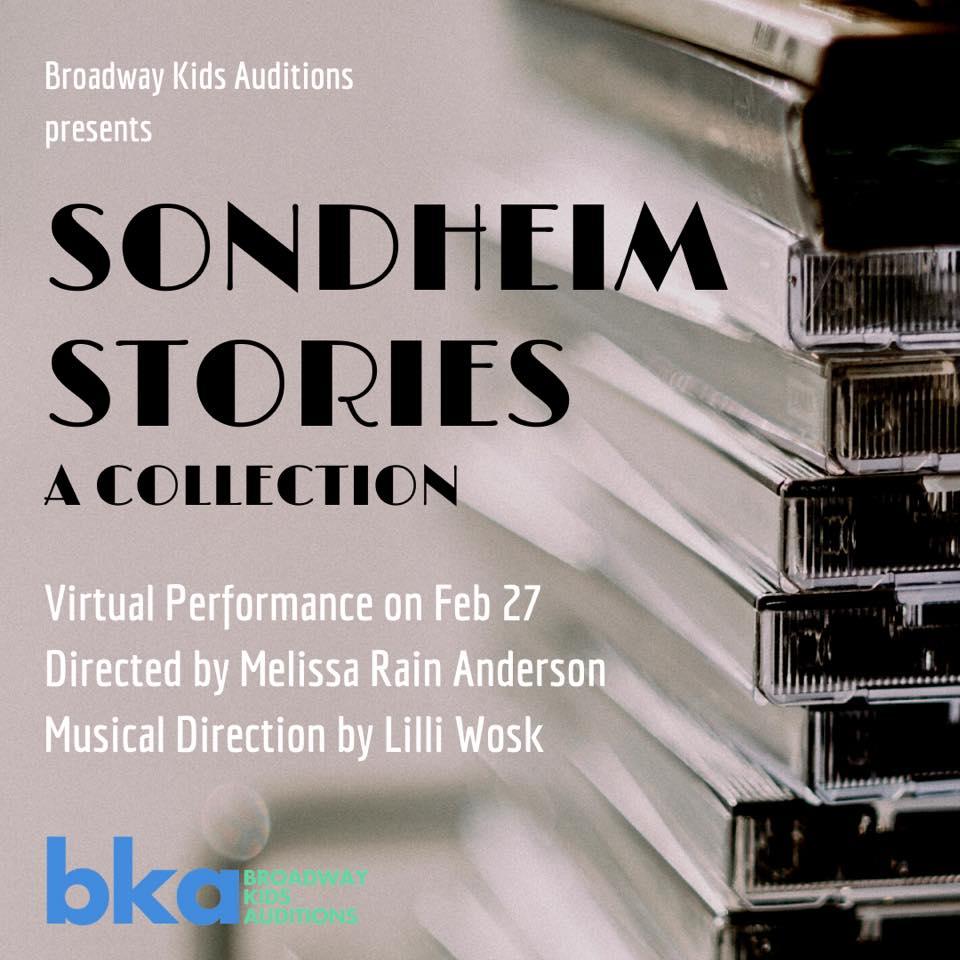 Sondheim Stories